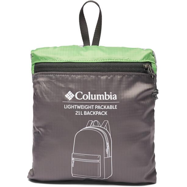 Columbia Lightweight Packable Rucksack 21l columbia grey
