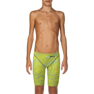 arena Powerskin ST 2.0 Jammers LTD Edition 2019 Boys sonic lime sonic lime