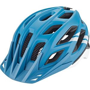 KED Companion Helm blue/white matte blue/white matte