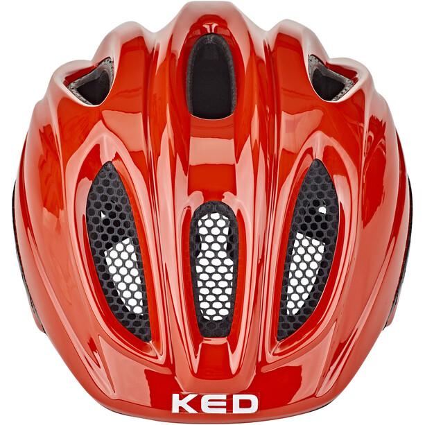 KED Meggy II Helm Kinder red
