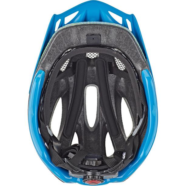 KED Meggy II K-Star Helm Kinder light blue