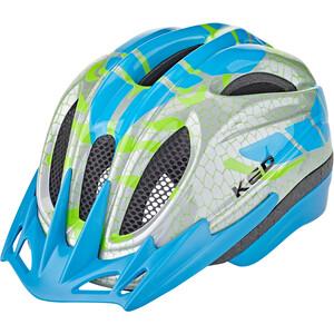 KED Meggy II K-Star Helm Kinder light blue light blue