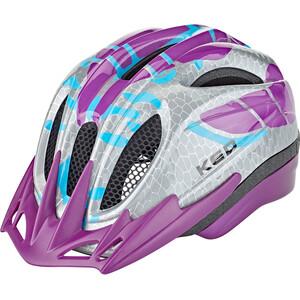 KED Meggy II K-Star Helm Kinder violet violet