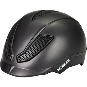 KED Pina Helm Kinderen, zwart zwart