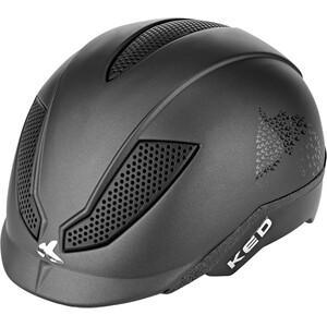 KED Pina Helm Kinder schwarz schwarz