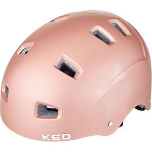 KED Risco Helm rose star matte rose star matte