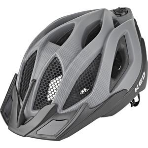 KED Spiri Two Helm grey/black matte grey/black matte