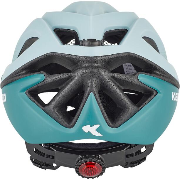 KED Spiri Two Helm blau/petrol