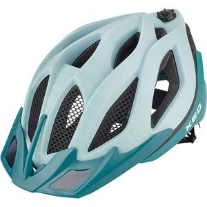 KED Spiri Two Helm blau/petrol blau/petrol