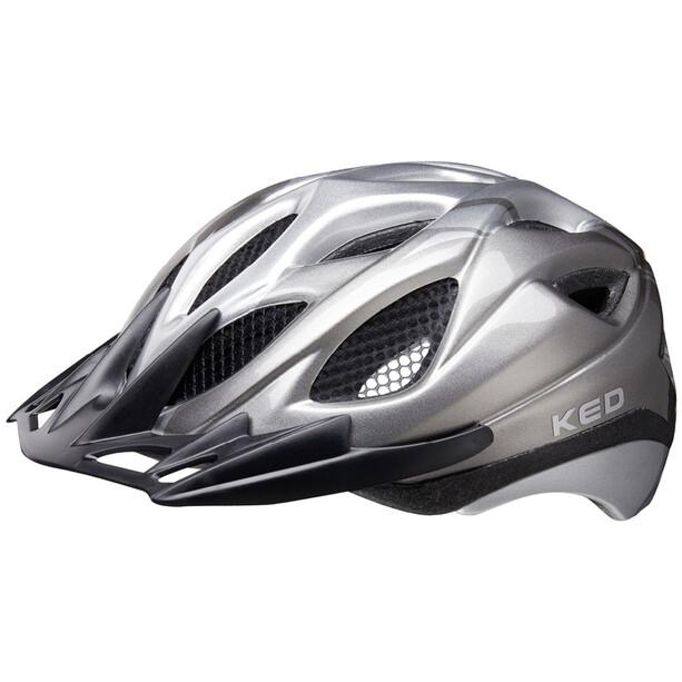 KED Tronus Helm anthracite/silver