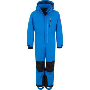 TROLLKIDS Isfjord Schneeanzug Kinder blau blau