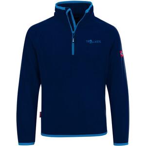 TROLLKIDS Nordland Bluza z zamkiem błyskawicznym Dzieci, niebieski niebieski