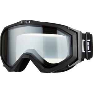 Bliz Edge Drop Brille matte black/clear matte black/clear