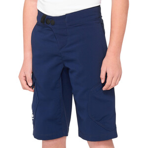 100% Ridecamp Shorts Jugend navy navy