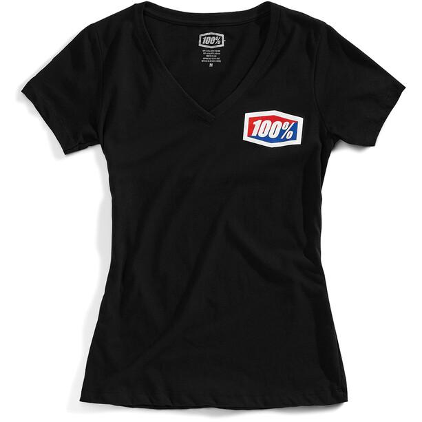 100% Official T-Shirt Women black