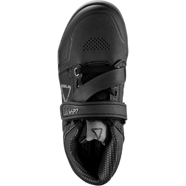 Leatt DBX 4.0 Chaussures à déclic Homme, black