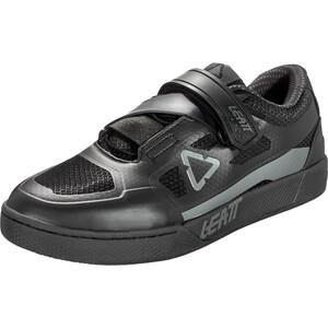 Leatt DBX 5.0 Clipless Shoes Men, negro/gris negro/gris