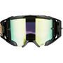Leatt Velocity 5.5 Iriz Anti Fog Mirror Brille black/bronz