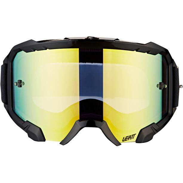 Leatt Velocity 4.5 Iriz Anti Fog Brille schwarz