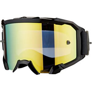 Leatt Velocity 4.5 Iriz Goggles with Anti-Fog Lens Svart Svart