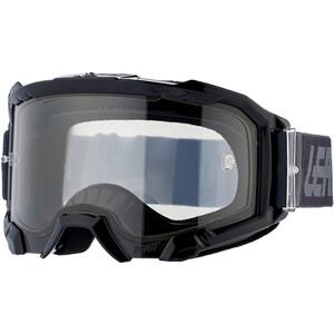 Leatt Velocity 4.5 Anti Fog Beskyttelsesbriller, sort/grå sort/grå