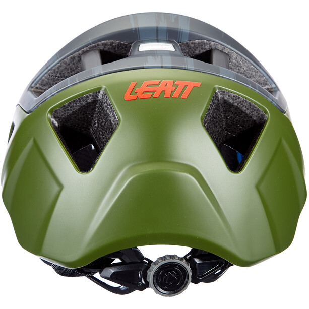 Leatt DBX 3.0 All Mountain Helm forest