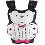 Leatt 4.5 Jacki Protège-torse Femme, white/pink