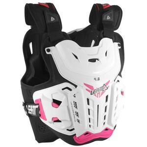 Leatt 4.5 Jacki Protège-torse Femme, white/pink white/pink