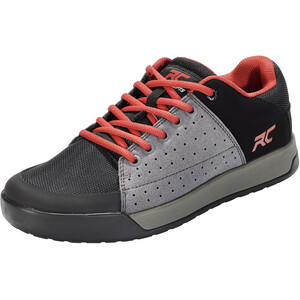 Ride Concepts Livewire Shoes Youth charcoal/red charcoal/red