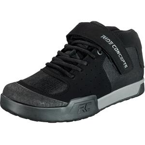 Ride Concepts Wildcat Schuhe Herren schwarz/grau schwarz/grau