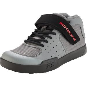 Ride Concepts Wildcat Schuhe Herren grau/rot grau/rot