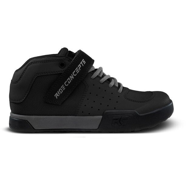 Ride Concepts Wildcat Schuhe Jugend black/charcoal