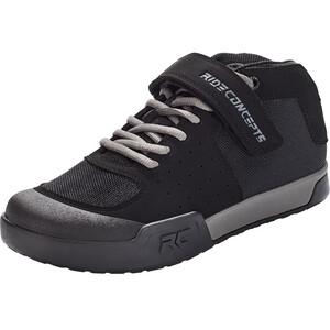 Ride Concepts Wildcat Schuhe Jugend schwarz/grau schwarz/grau