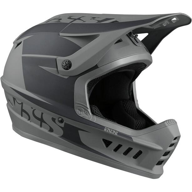 IXS XACT Evo Helm black/graphite