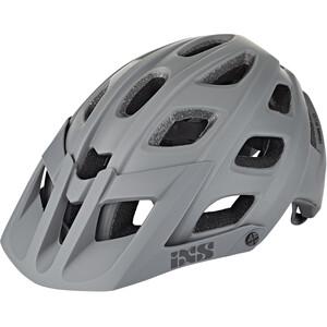 IXS Trail Evo Helm grau grau