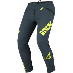 IXS Trigger Pantalon Homme, bleu/jaune bleu/jaune