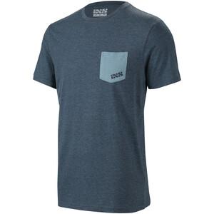 IXS Classic T skjorte Herre Blå Blå