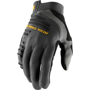 100% R-Core Handschuhe charcoal charcoal