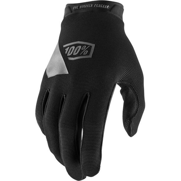 100% Ridecamp Handschuhe black