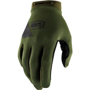 100% Ridecamp Gloves grön grön