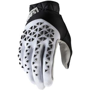 100% Geomatic Handsker, hvid/sort hvid/sort