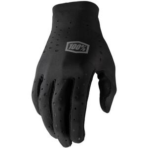 100% Sling Handschuhe black black