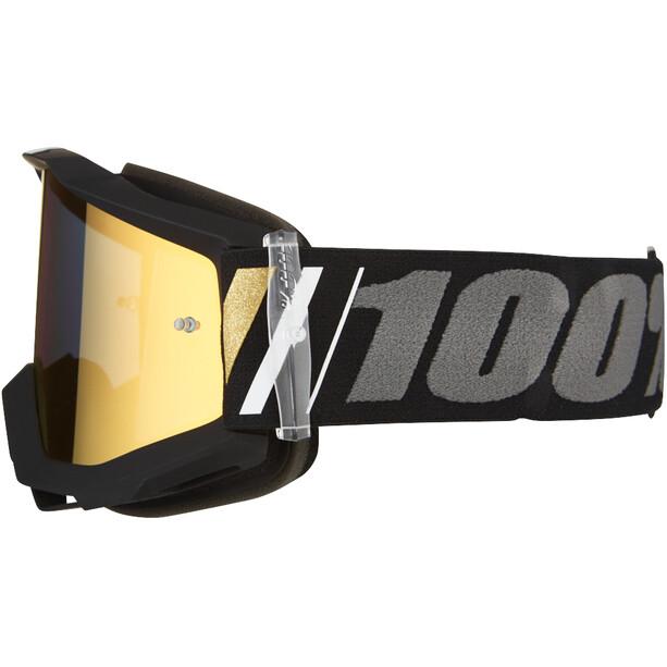 100% Accuri Anti Fog Mirror Goggles off