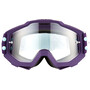 100% Accuri Anti Fog Clear Goggles maneuver