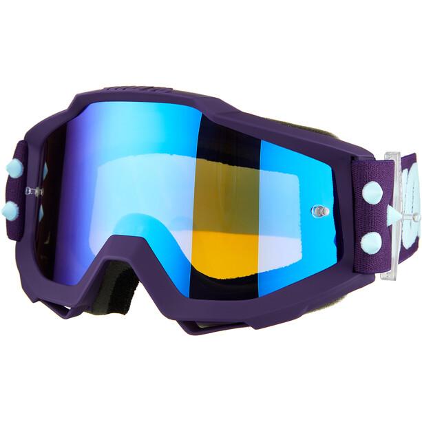 100% Accuri Anti Fog Mirror Goggles Jugend maneuver