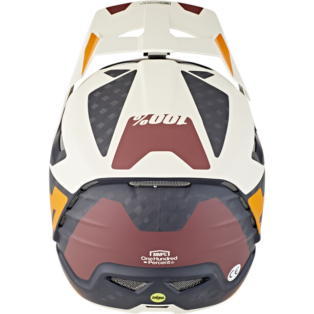 100% Aircraft DH Helm inkl. Mips revburst