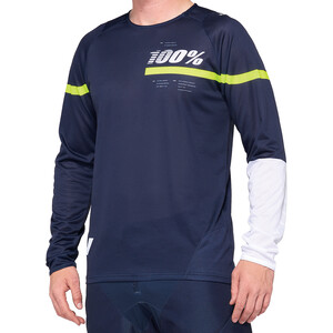100% R-Core DH Trikot Herren dark blue/yellow dark blue/yellow