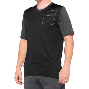 100% Ridecamp Jersey Men charcoal black charcoal black