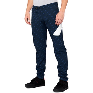 100% R-Core-X Limited DH Pants Men navy/white navy/white