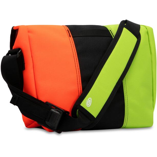Timbuk2 Classic Kuriertasche XS grün/orange
